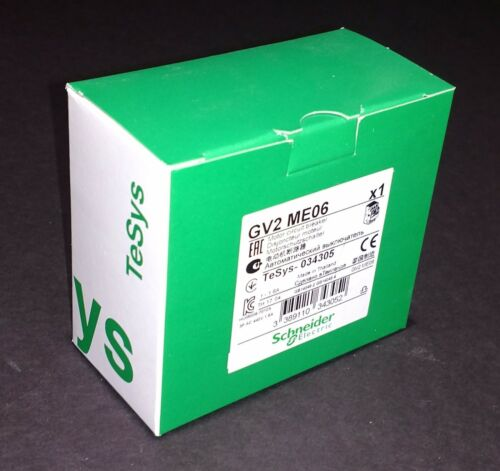 GV2ME06 Schneider Electric Starter NEW