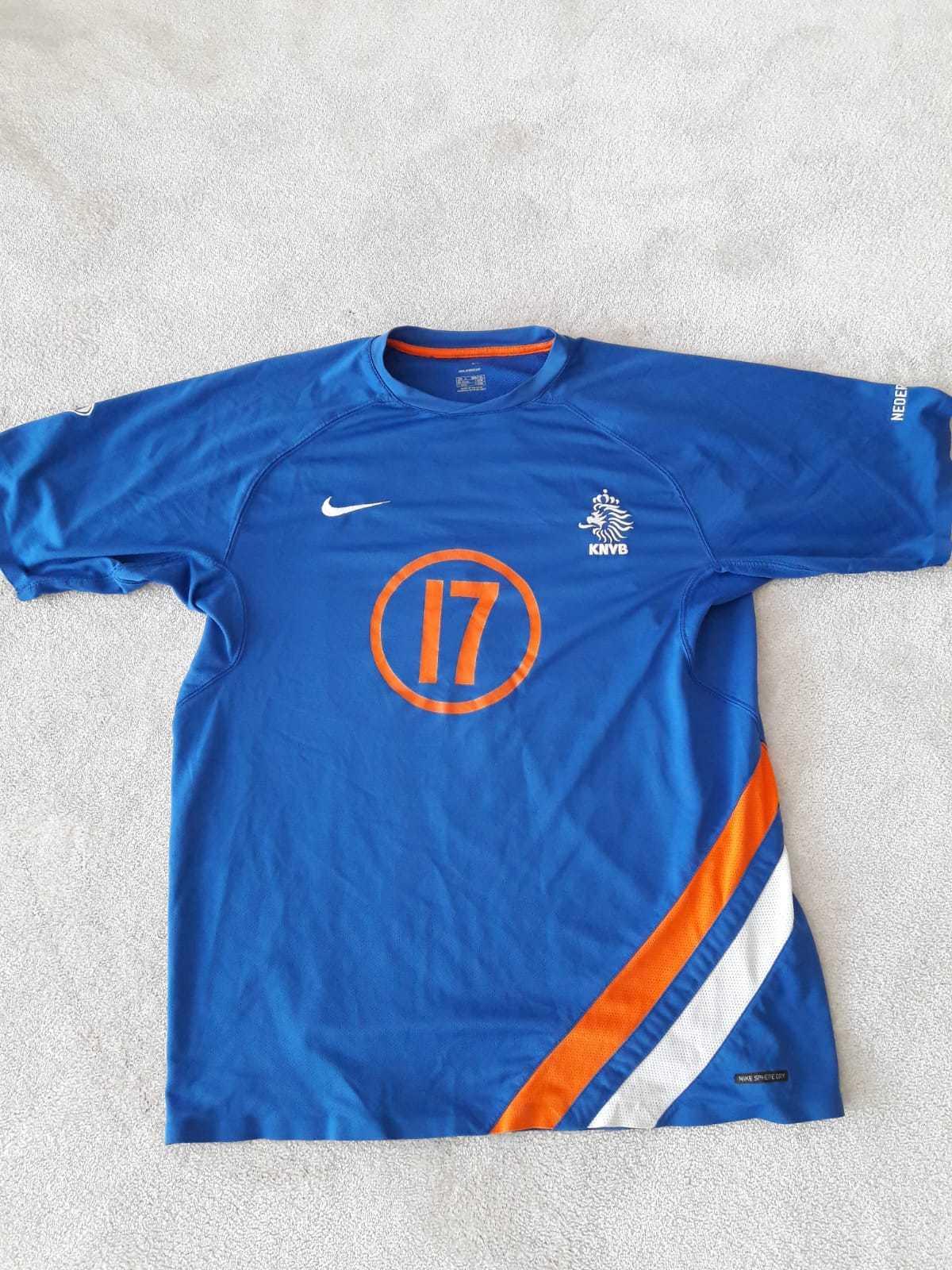 Trikot Holland 2004 Blau Van Persie 11 Größe L | Sehr Selten