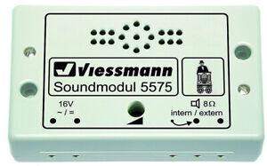 Viessmann 5575 Soundmodul Drehorgel