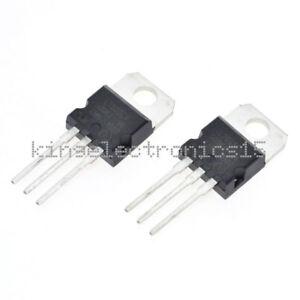 50pcs new ic l7805cv l7805 7805 to 220 voltage regulator 5v st ebayimage is loading 50pcs new ic l7805cv l7805 7805 to 220