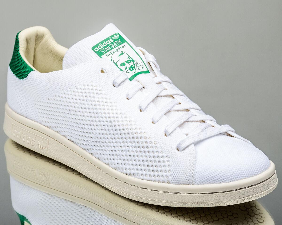 Adidas Mens Originals Stan Smith OG Primeknit Shoes