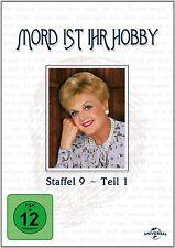 MORD IST IHR HOBBY-STAFFEL 9-TEIL 1 3 DVD NEU