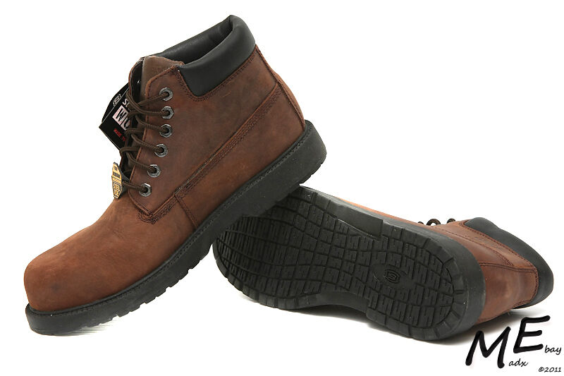 Nuevos Skechers Harvard-Waterford 6 Hiking Composite Toe Hiking 6 hombres Botas Talle 11 - 76941 1ea546