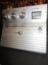 Vintage 1960's UMI Electronics Buzz Tone and Volume Expander Fuzz Effect Pedal