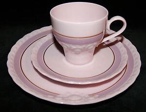Hutschenreuther-Arzberg-Porzellan-drache-modell-exclusiv-3-tlg-Kaffee-Gedeck