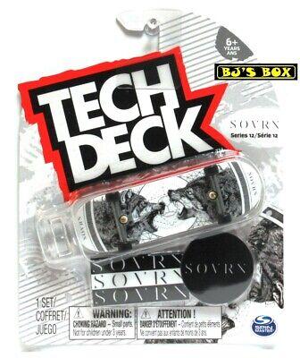 Tech Deck Skateboard SOVRN Ultra Rare Series #12 Wolves Fingerboard New
