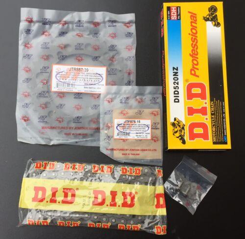 15-39-98 Kettenkit 5 y 3 5y3 DID kettensatz yamaha xt 550 xt550 Chain Kit