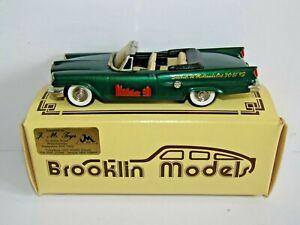 Details about BROOKLIN MODELS 1959 CHRYSLER 300E CONVERTIBLE MODELEX 93  1/43 BRK 41X
