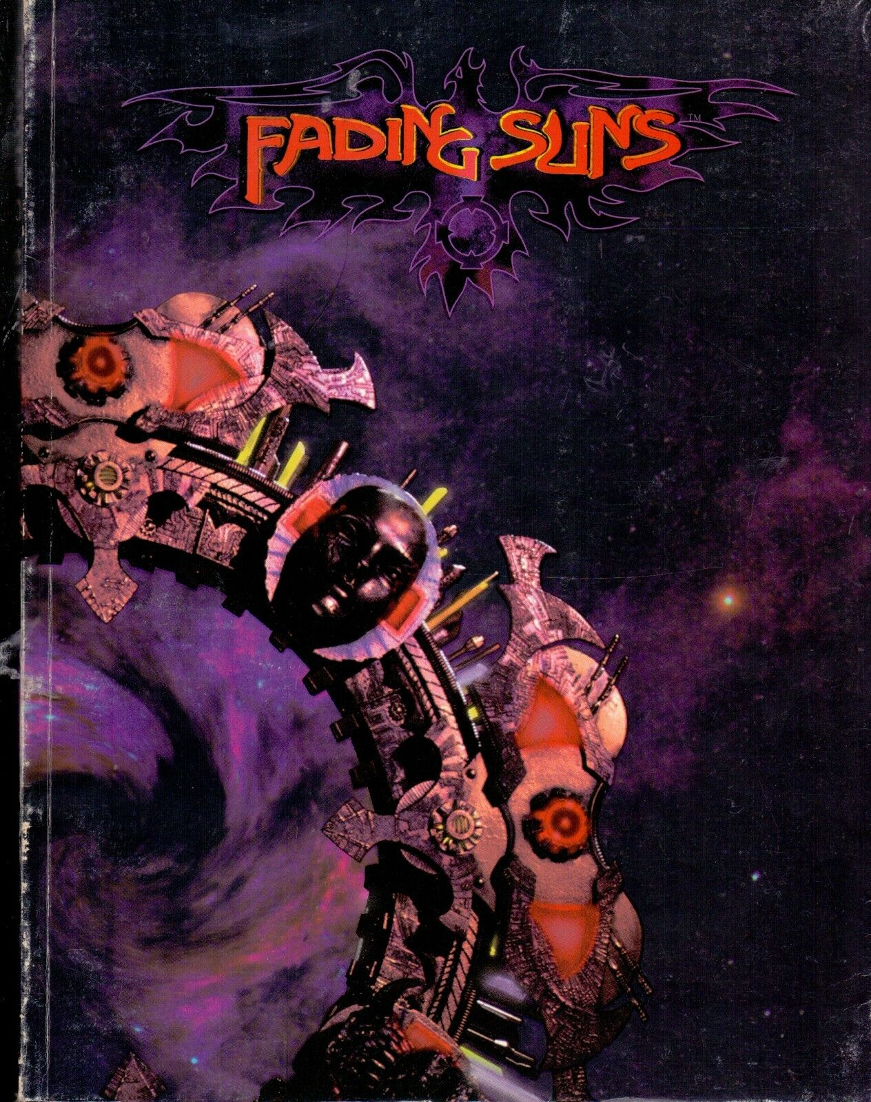 FADING SUNS RPG FIRST EDITION LIVRE DE BASE
