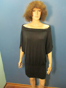 XL-little-black-dress-by-FREDERICK-039-S-OF-HOLLYWOOD-stretchy