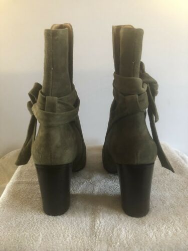 Banana Boot Taille 5new Republic Women Suede 8 5qARj34L