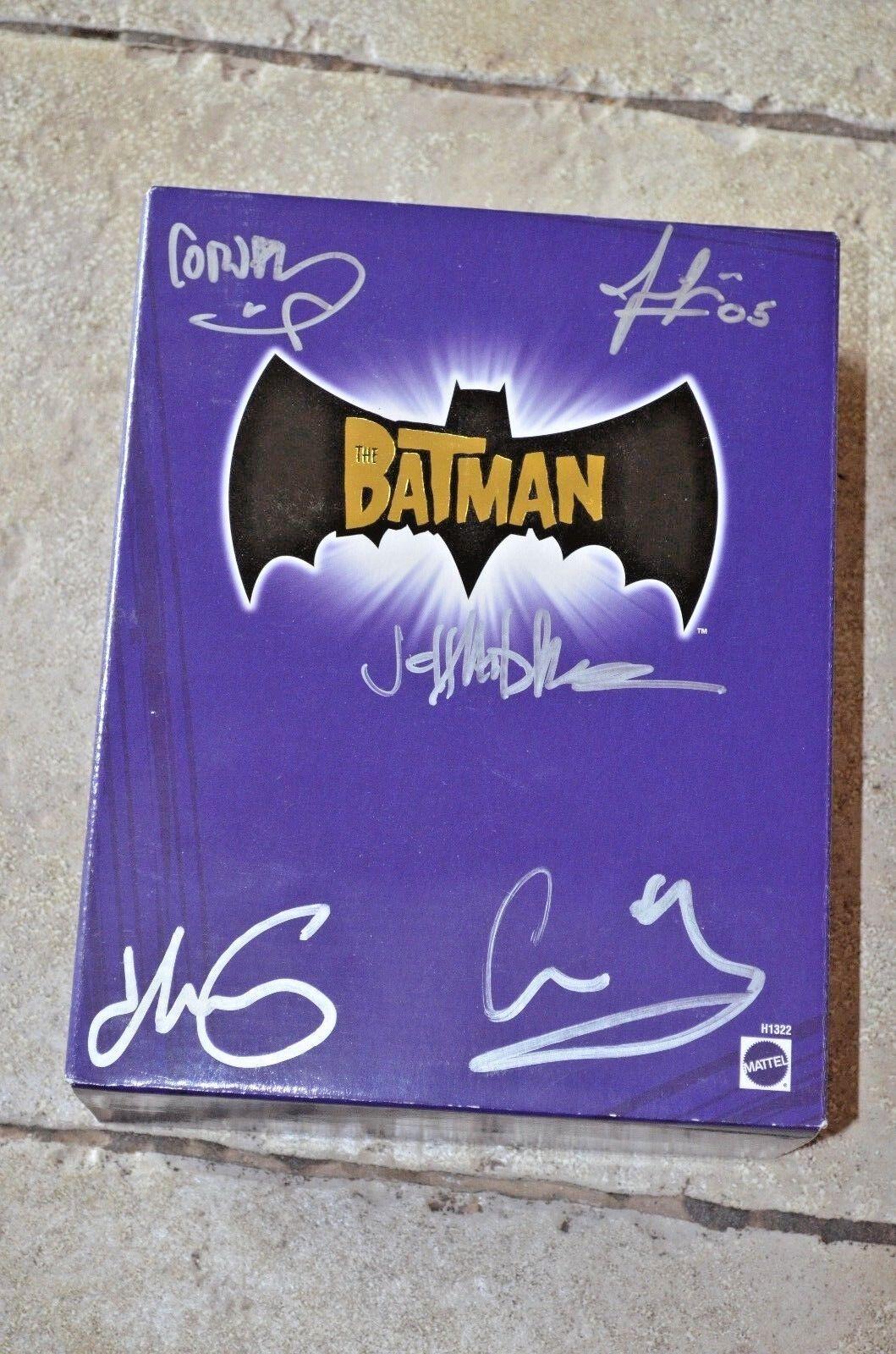 Der batman - comic - con exklusive catwoman zahl 2005 + box autogramme