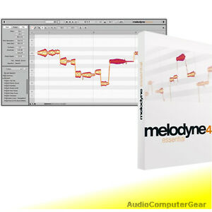 Celemony-MELODYNE-ESSENTIAL-4-Pitch-Correction-Audio-Software-Plugin-NEW
