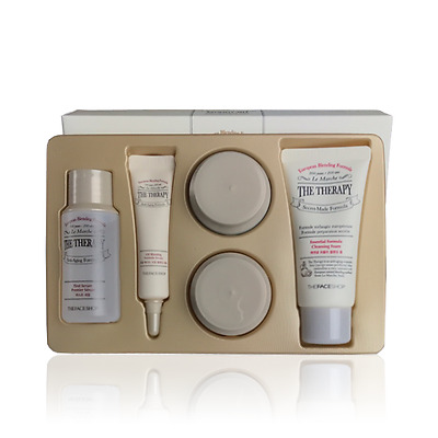 -The Face Shop- The Therapy 5 Best Kit