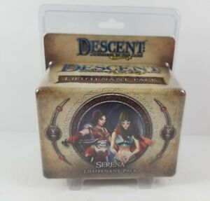 NEW-Descent-Journeys-in-the-Dark-Second-2nd-Edition-Serena-Lieutenant-Pack