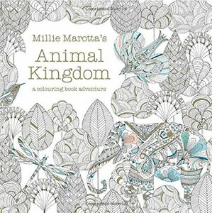 Image Is Loading Millie Marotta 039 S Animal Kingdom Adult Colouring
