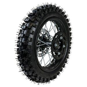 "14"" Rear Rim Wheel Disk Brake Apollo SSR 125cc XR CRF Dirt Pit Bike Tao 15mm"