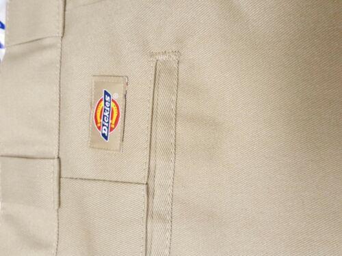 Dickie's Men's 847 Original Fit Work Pants, Beige,