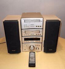 TECHNICS ANLAGE SE-HD510, RS-HDA710, ST-HD510; SL-HD510, SB-HD350