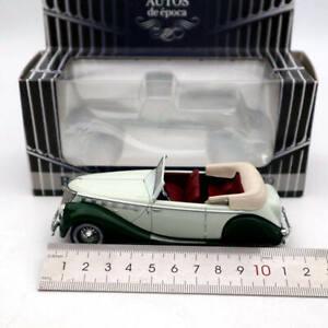 AUTOS-de-epoca-1-43-Renault-Suprastella-Coach-1939-Diecast-Classic-Models-Toys