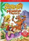 Scooby-doo and The Monster of Mexico Region 1 DVD