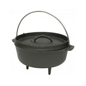 Cast Iron Dutch Oven 2 Qt 16018 Ebay