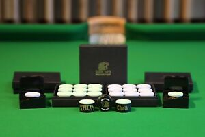 Chesworth Cues Taom Soft Chalk Snooker /& Pool Chalk Made in Finland