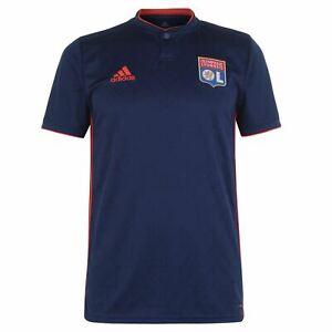 adidas-Hommes-Lyon-Exterieur-2018-2019-Maillot-De-Football-T-Shirt-Haut-De-Sport