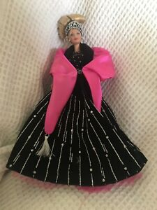 1998 Happy Holiday Barbie Doll édition Spéciale.-afficher Le Titre D'origine