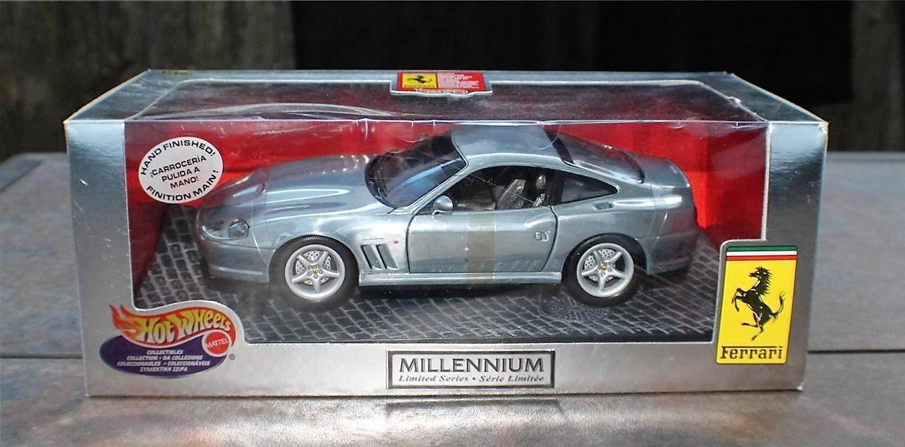 nouveau in Box Ferarri 360 Modena HOT  Wtalons millenium Limited 1 18 DIE CAST VOITURE 1 de 3200  prix de gros