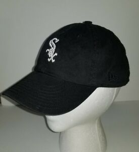 418c92a5e01 Chicago White Sox MLB black adjustable New Era cap hat. Youth size ...