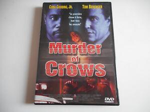 DVD-MURDER-OF-CROWS-C-GOODING-JR-T-BERENGER-ZONE-2