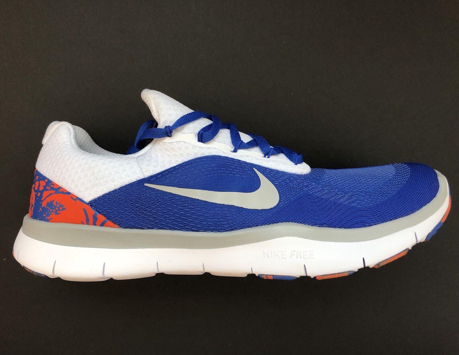 Nike Florida Gators Free Trainer V7 Week Zero Shoes AA0881-401 Size Men's 13