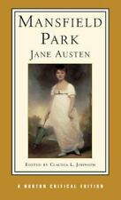 Mansfield Park (Norton Critical Editions)-ExLibrary
