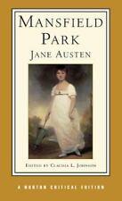 Mansfield Park (Norton Critical Editions)