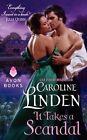 It Takes a Scandal by Caroline Linden (Paperback, 2014)