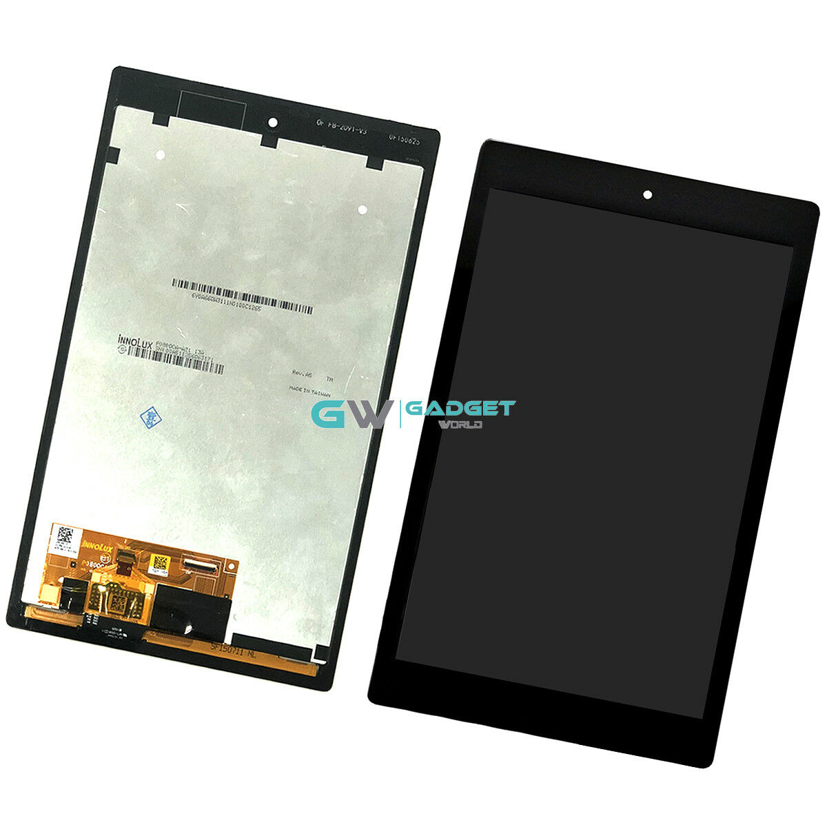 """E For Amazon Kindle Fire HD 8 5th//6th//7th Gen 8/"""" Touch Screen Digitizer Panel"""