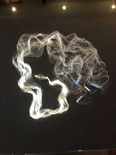 Nr.50,Futterspirale,Feeder Futterkörbe,Stellnetz,Futterkorb mit Angeln netz 20mm