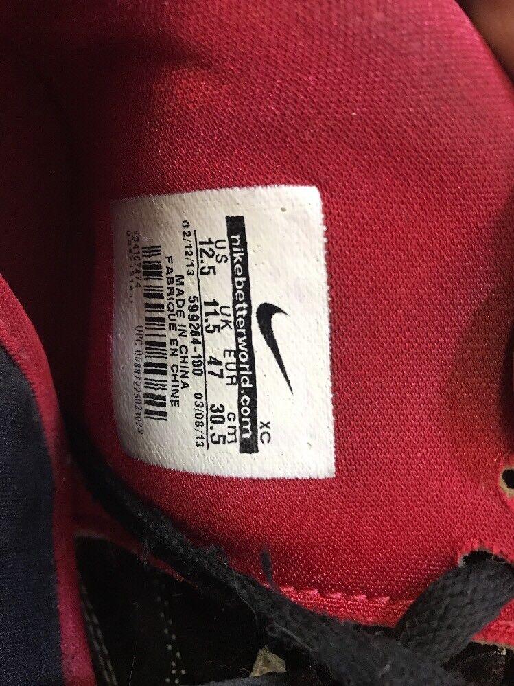 nike zoom lebron soldato vii 7 599264-100 rosso rosso rosso - bianco - scarpe da basket 12,5 u3   Discount    Diversi stili e stili    Uomo/Donne Scarpa    Uomo/Donna Scarpa  25b4be