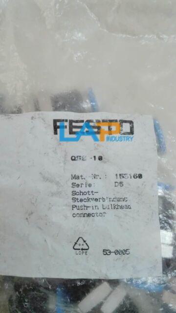 Schott-Steckverbindung QSS-10-153160 Festo