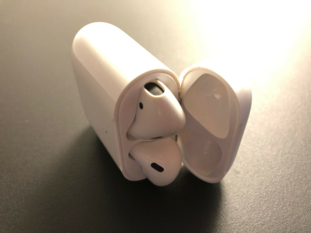 in-ear hovedtelefoner, Apple, AirPods 2, God, - Apple…