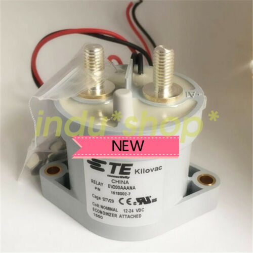 For 1PC TE kilovac EV200AAANA new energy automotive relay 1618002-7 DC contactor