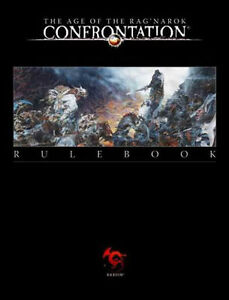Confrontation Rule Book 2nd Edition NEW!