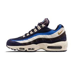 nuove nike air max 95 uomini (538416 404), il premio le scarpe blu