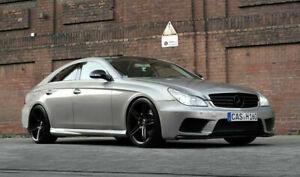 Frontstossstange-034-Black-Series-034-Mercedes-CLS-W219-Tuning-auch-AMG