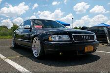 "20"" MRR HR3 Wheels Set For Audi A4 A5 A6 A8 20x8.5 Inch Squared Rims Set"