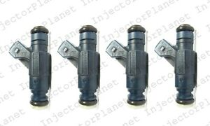 0280156065 06B133551M OEM Fuel Injectors Audi VW Passat 1.8L Turbo Motor Man