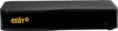 Orby TV Satellite Receiver & DVR Box