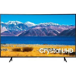 Samsung UN65TU8300FXZ 65Inch Class Curved LED 4K UHD TU8300 Series Smart TV