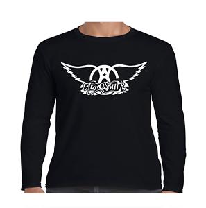 Aerosmith-Wings-Long-Sleeve-T-Shirt-Classic-Rock-Band